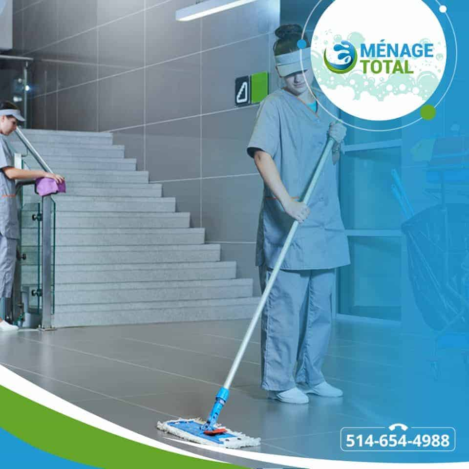 Janitorial cleaning service montreal