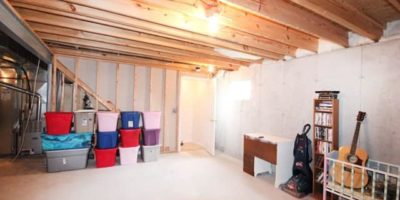Basement Cleaning Services