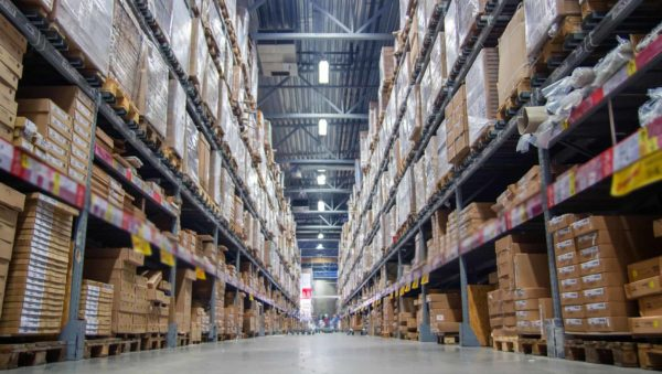 Warehouse Cleaning Service