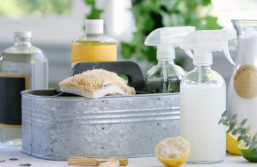 Naturally Cleaning Your Bathroom
