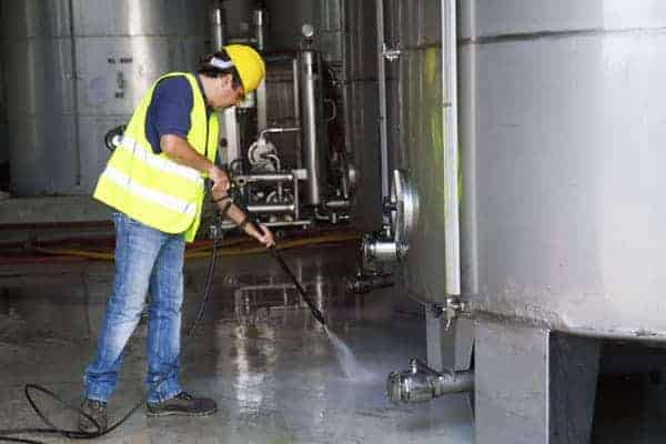 total cleaning solutions