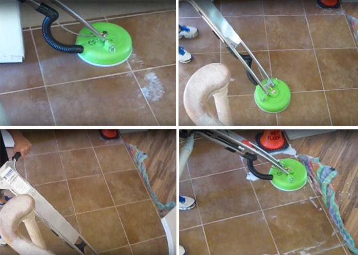 Tile and Grout Cleaning
