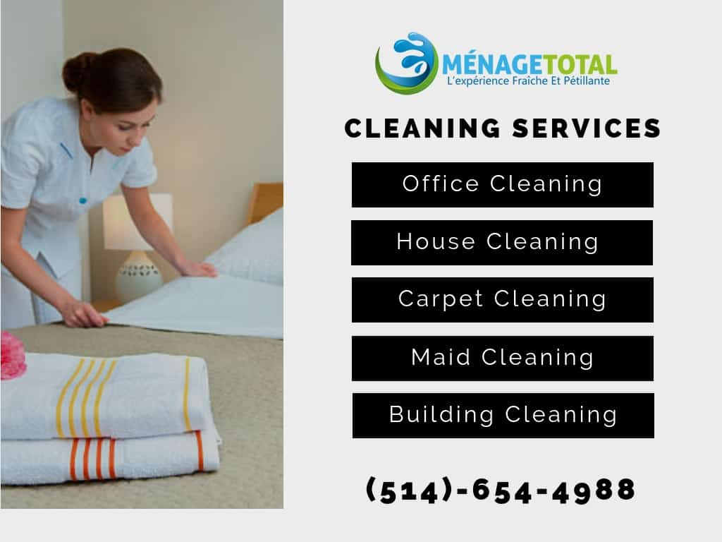 Office Cleaning Service Montreal