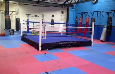 Boxing Club Cleaning Services