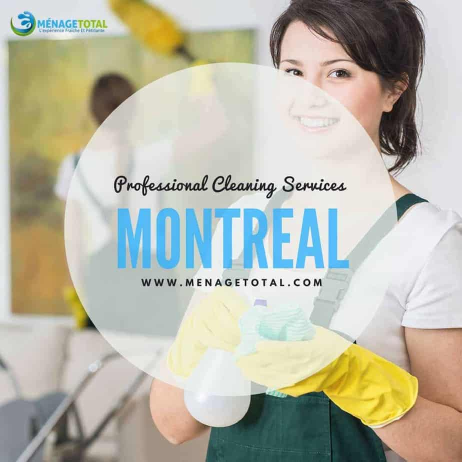 Menage Total Cleaning Service