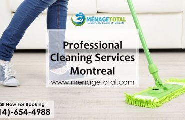 Cleaning Service Montreal