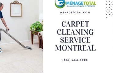 Carpet Cleaning Services in Montreal