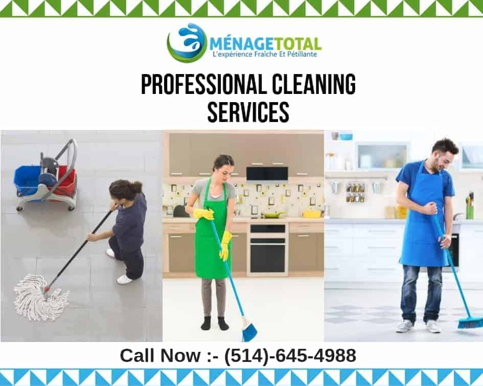 Cleaning Company Laval