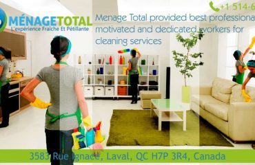 Professional Cleaning Service Canada