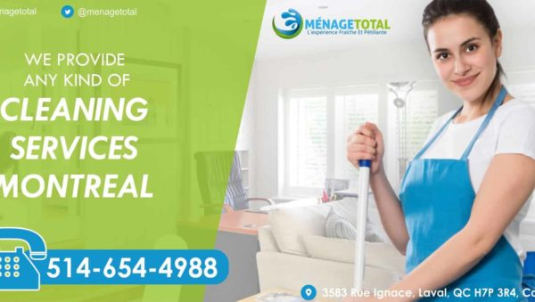 Best Cleaners Montreal