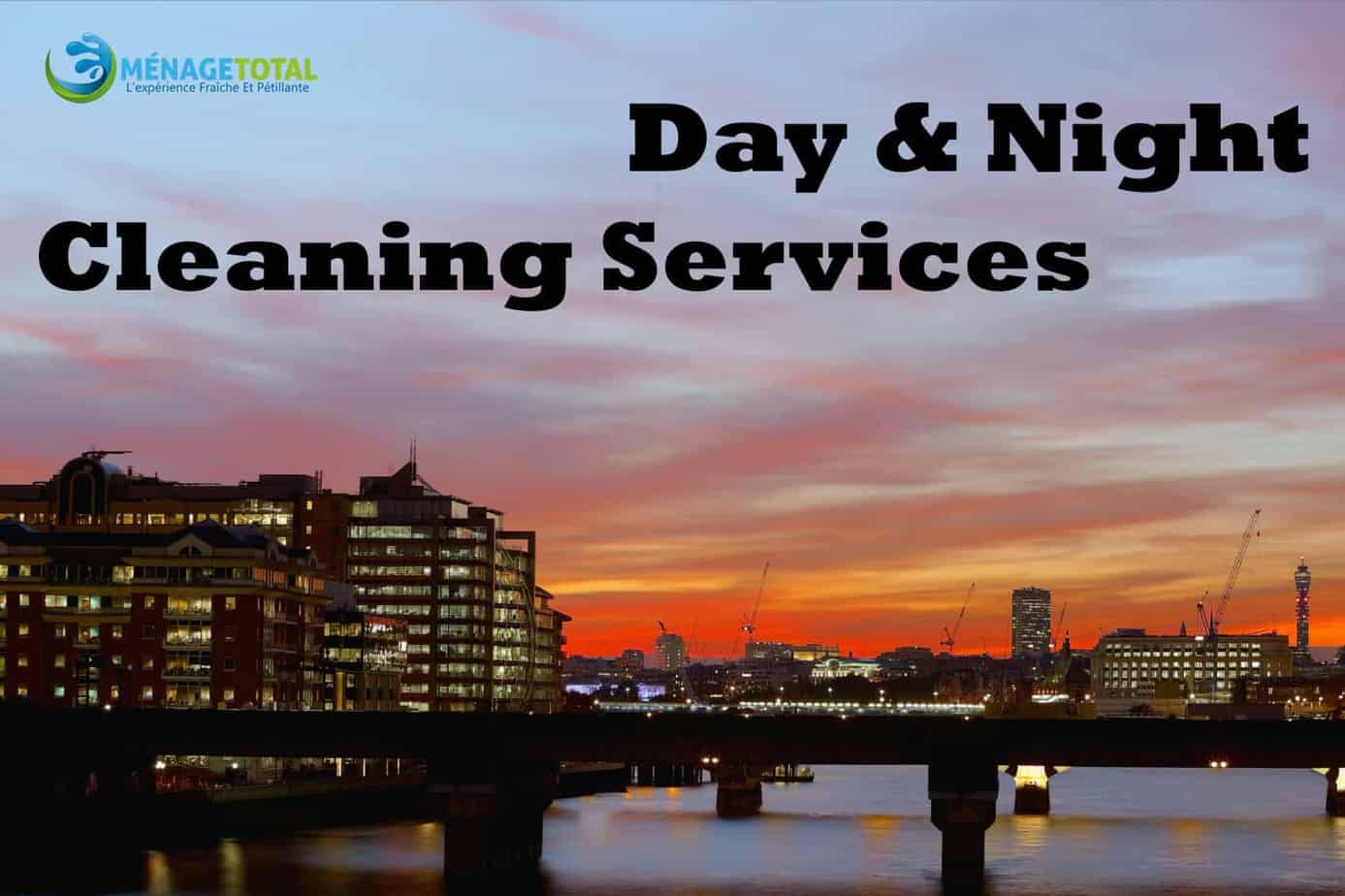 Day and Night Cleaning Services Montreal