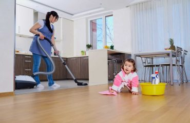 Commercial House Cleaning Service