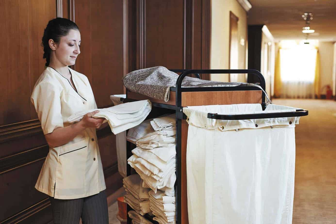 Housekeeping jobs Montreal