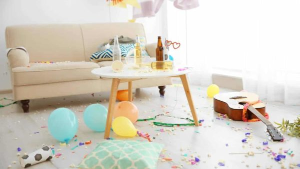 Party Cleaning Services laval