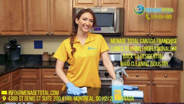 Daily Cleaning Services Montreal