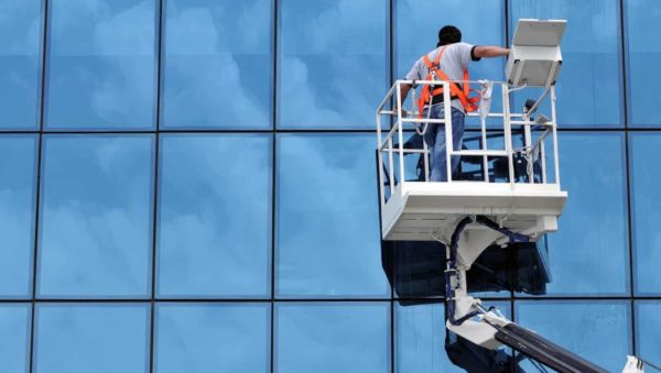 Window Cleaning Tip