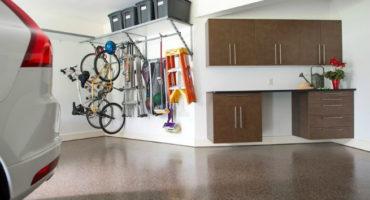 garage cleaning service