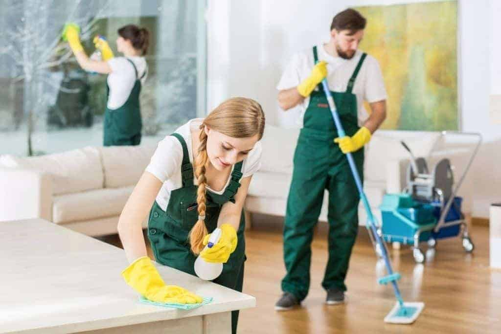 Professional House Cleaning Service