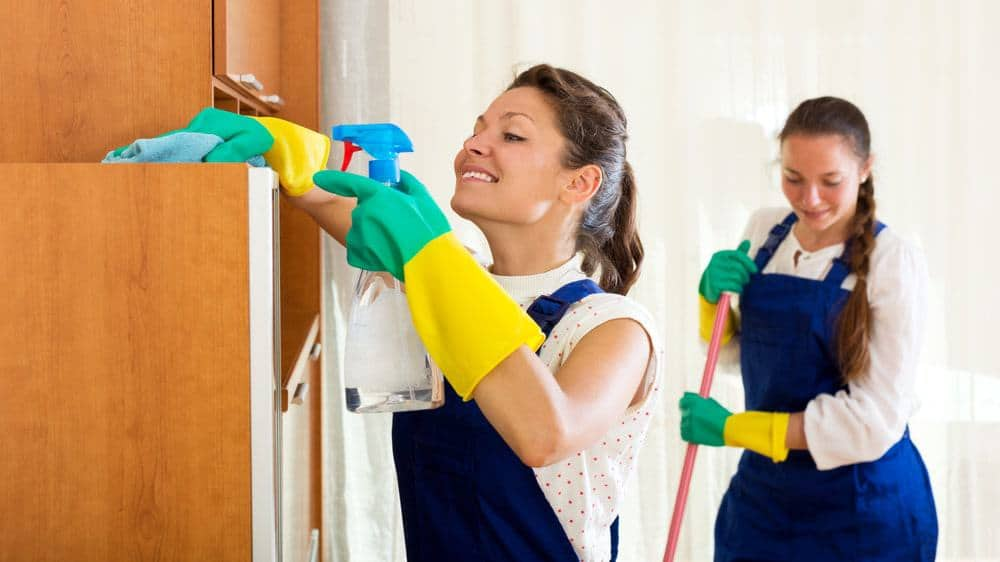 Recurring Maid Services Montreal