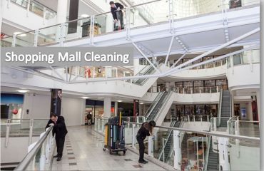 Shopping Mall Cleaning Montreal