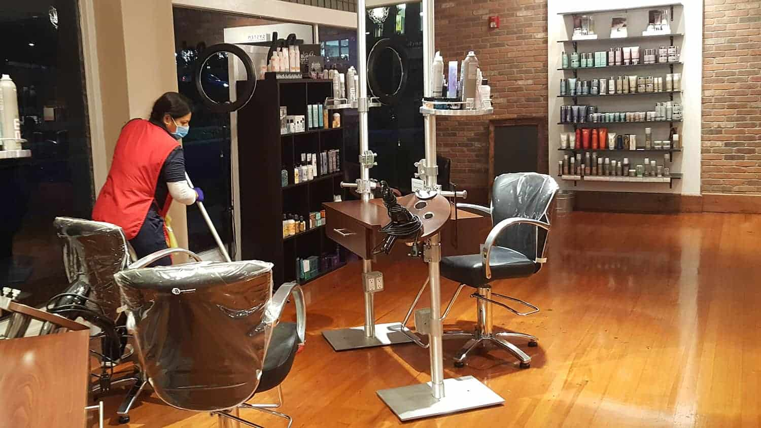 Menage Total Beauty Salon Cleaning Service