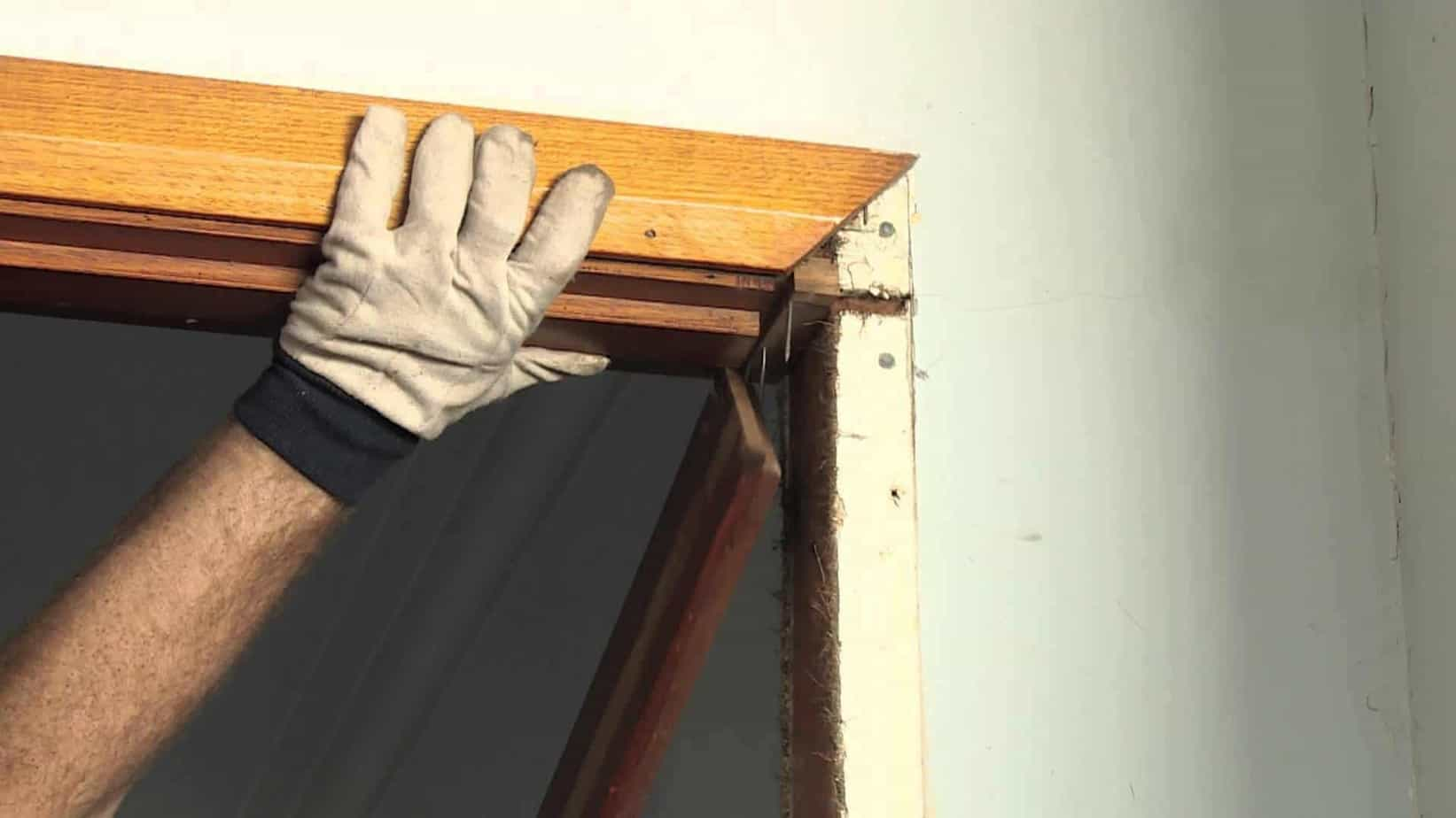 Door Frame Cleaning Services