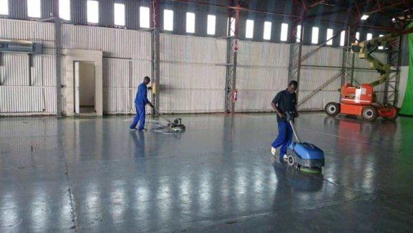 Menage Total Factory Cleaning
