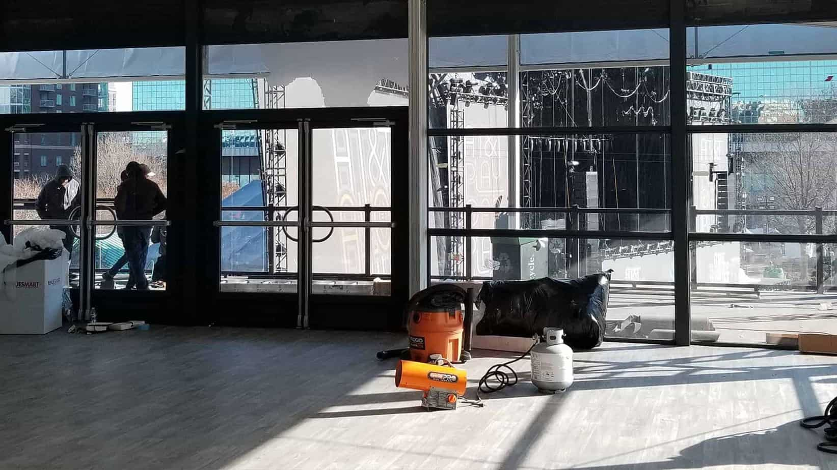 Menage Total Office Building Cleaning