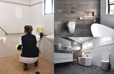 Menage Total Bathroom Cleaning