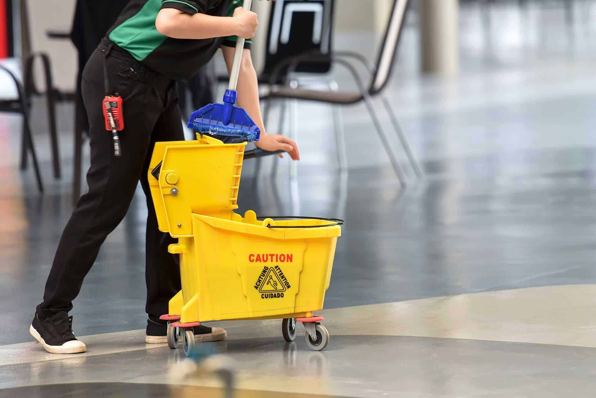 Professional Floor Cleaning Services Montreal