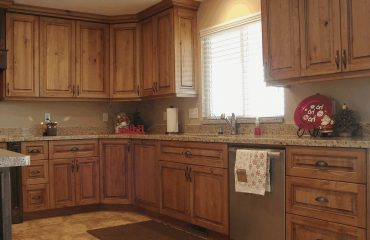 Kitchen Cabinet Cleaning Service