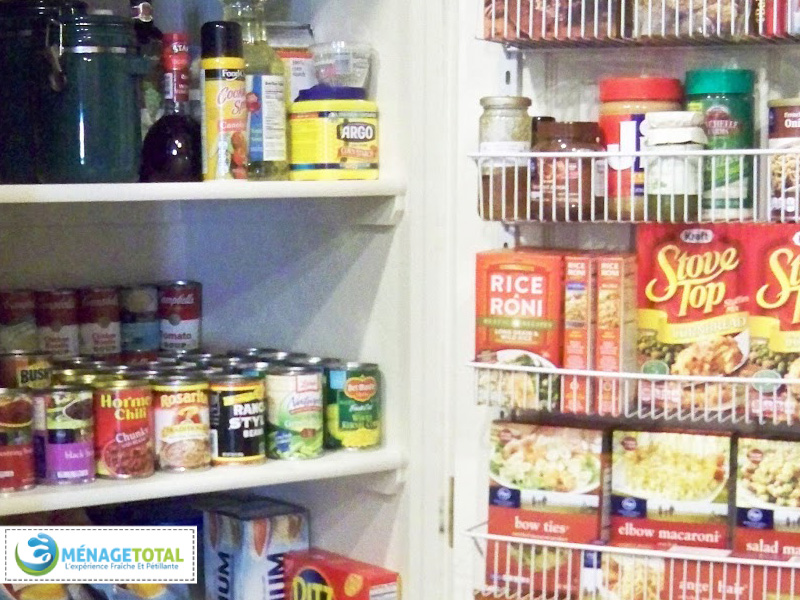 Clean-and-organize-food