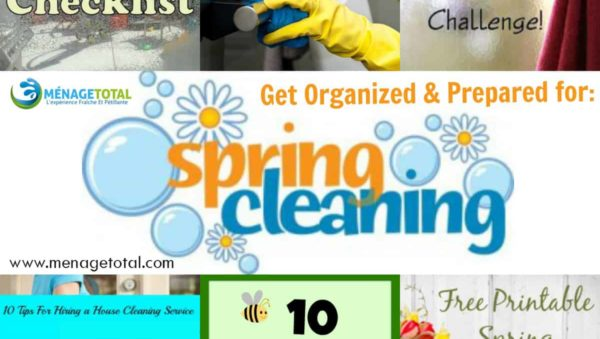 Deep Spring Cleaning