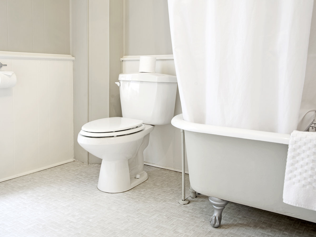 Toilets cleaning Service