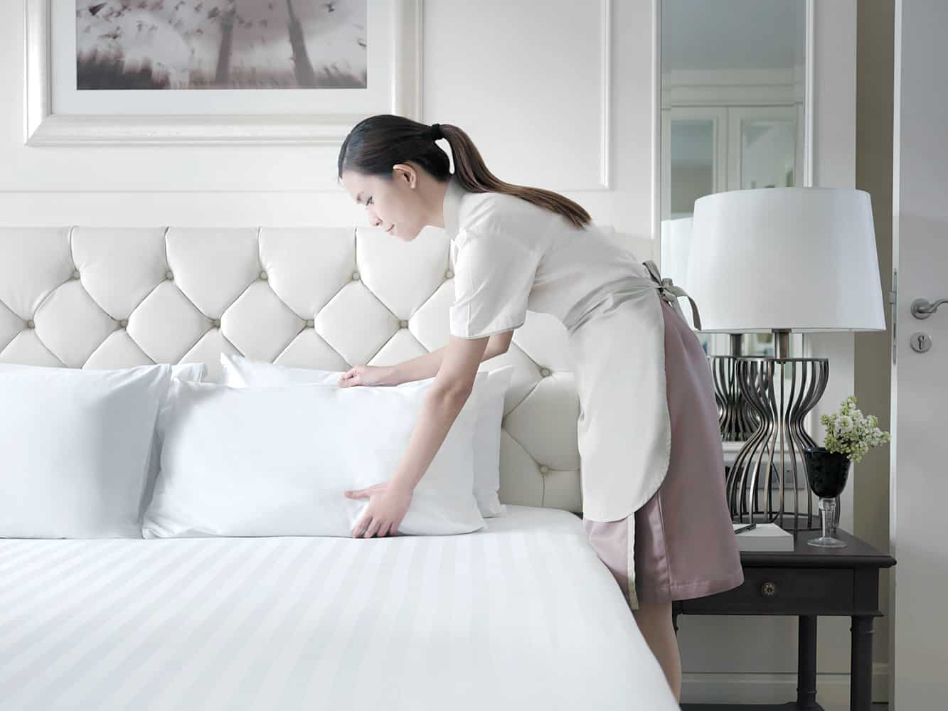 Bedroom Cleaning Service