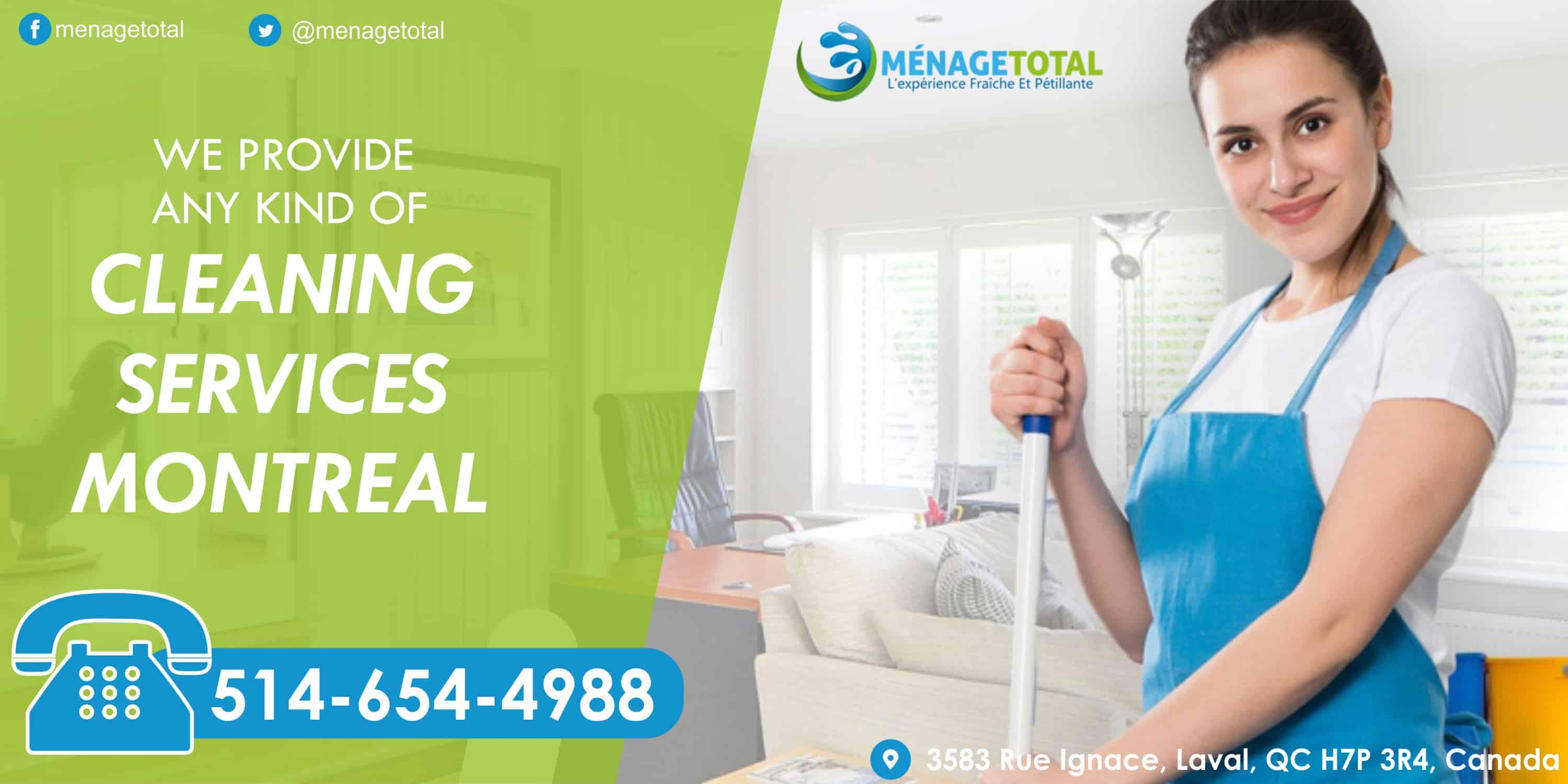 Best Montreal Cleaners