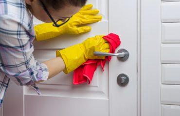 Door Cleaning