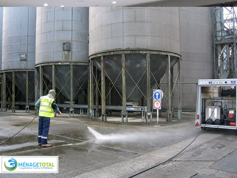 Factory Deep Cleaning Services