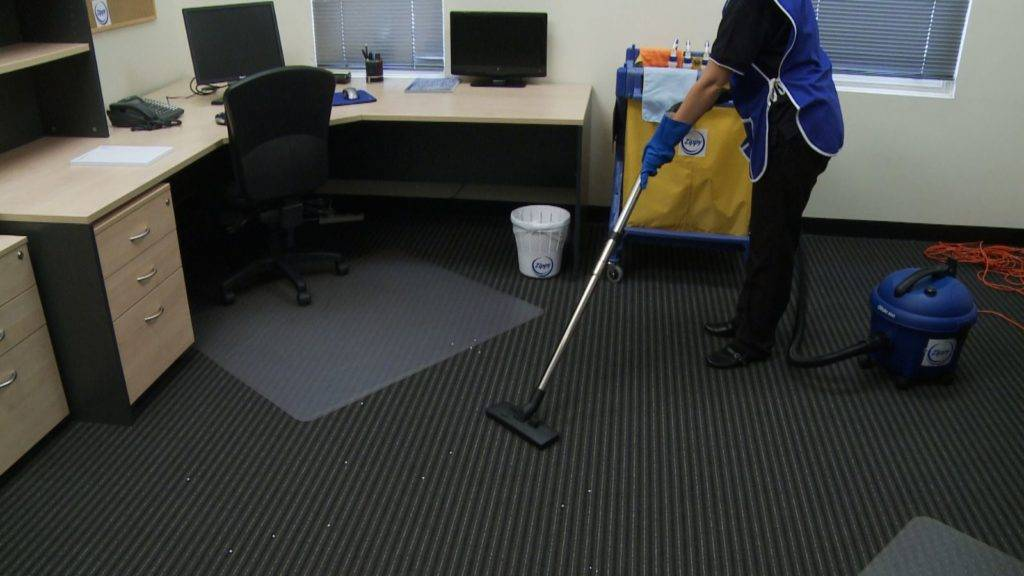 Small Office Cleaning Service