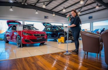 Car Showroom Cleaning Services