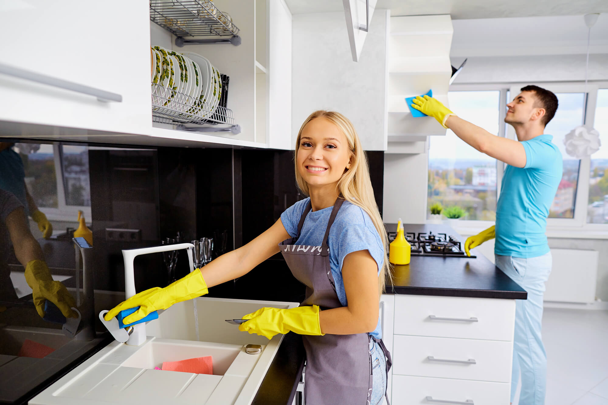 Recurring Cleaning Services