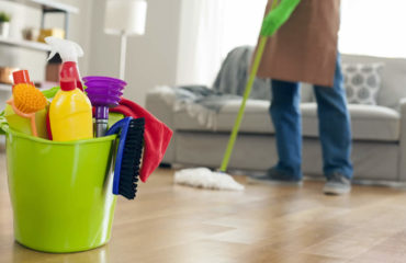 Reasons to Outsource Residential Building Cleaning Service