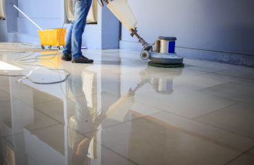 Floor Cleaning and Waxing