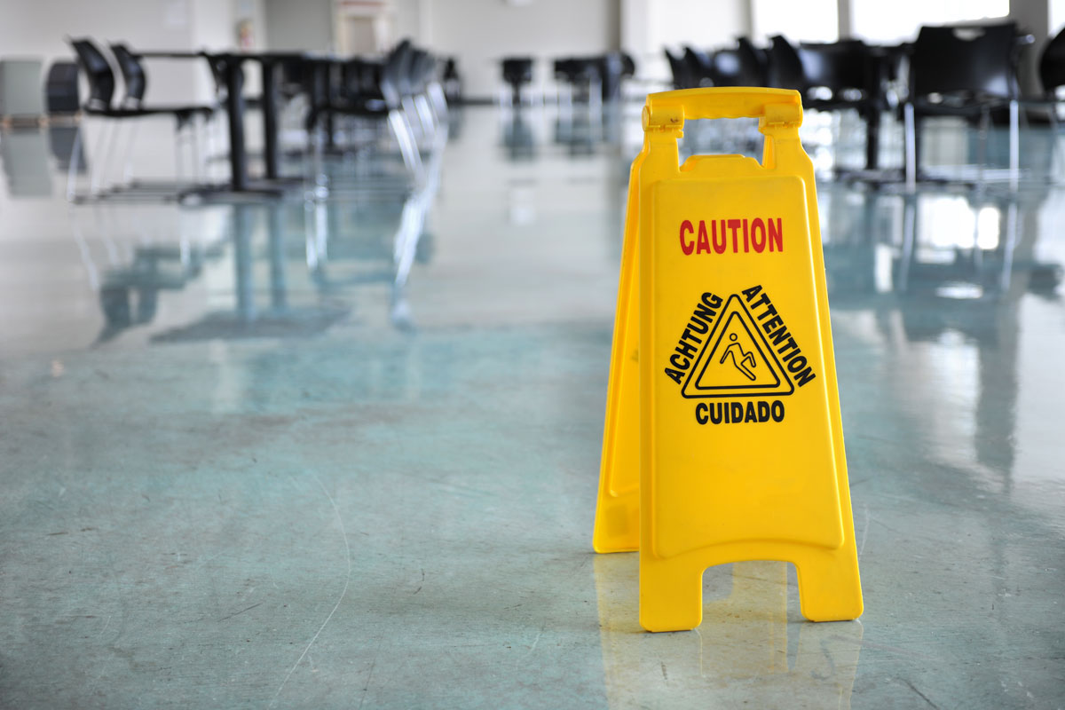 Concrete Floor Cleaning Montreal
