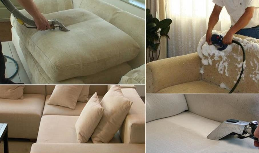 Sofa & Upholstery Cleaners