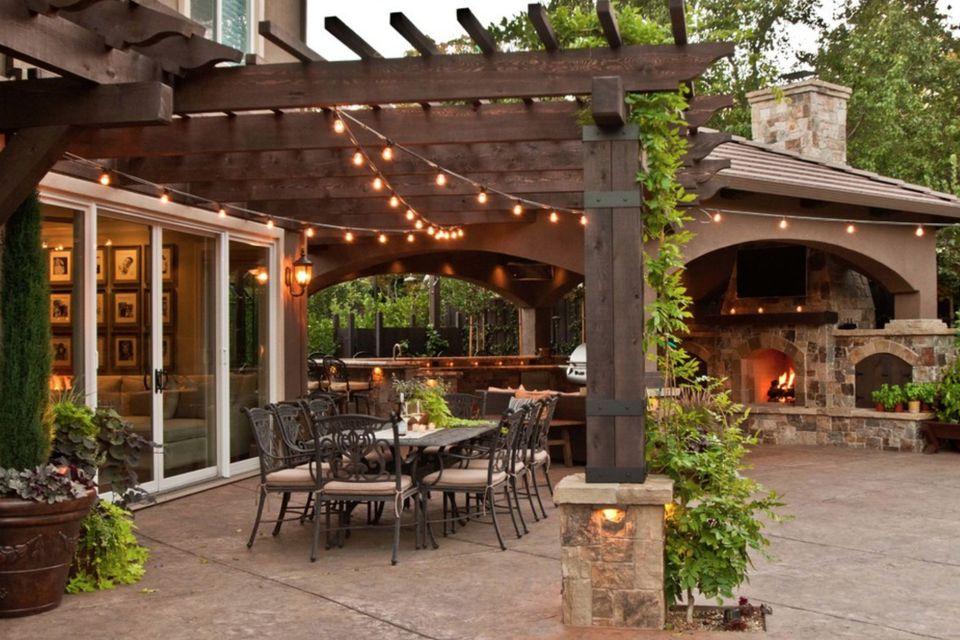 patio style