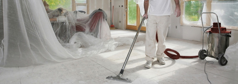 renovation cleaning services