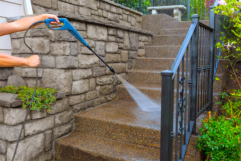 wall washing services