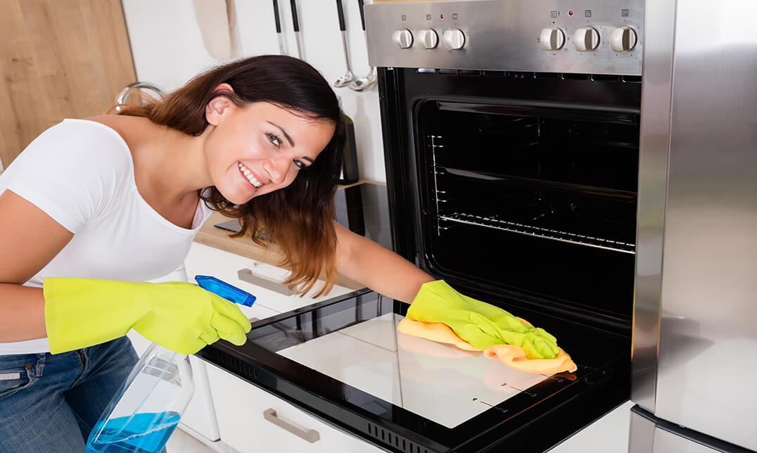 Oven Cleaning Montreal