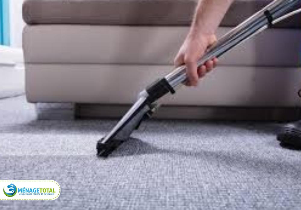 menage total carpet cleaning